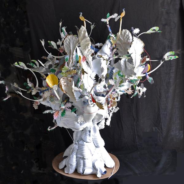 Planche Bouquets - Avertisseur de polution -