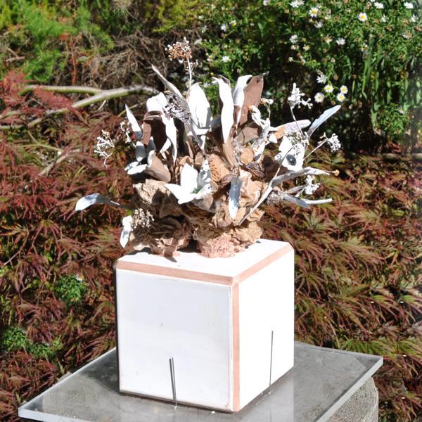 Planche Bouquets - Bouquet Rose des Sables Complet --