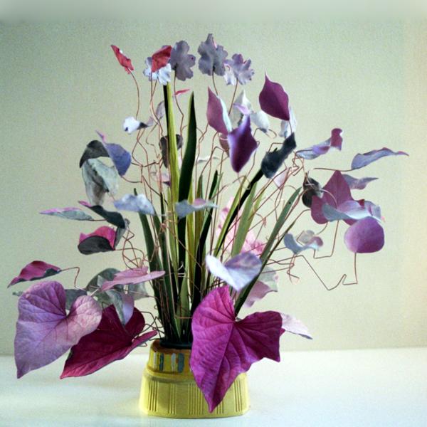 Planche Bouquets - Bouquet mauve -