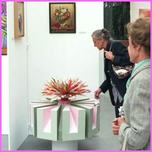 Planche Dalhia  Expo Parc Floral à Vincenneg