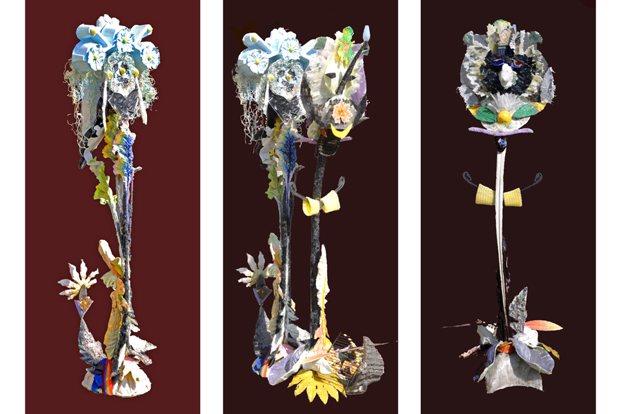 Planche Théatre - Les costumes -
