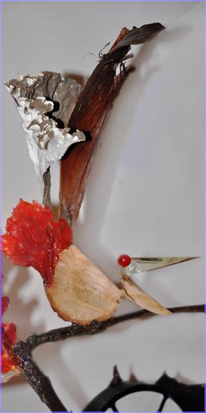 Planche Oiseaux Rares-Chanteur-