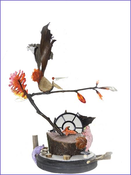 Planche Oiseaux Rares- Chanteur -