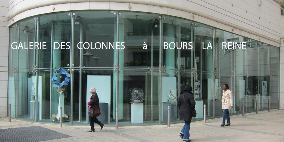 GALERIE DES COLONNES à BOURG LA REINE